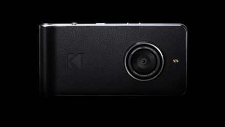 Read Kodak Announce the EKTRA: A Smartphone Designed for Photographers