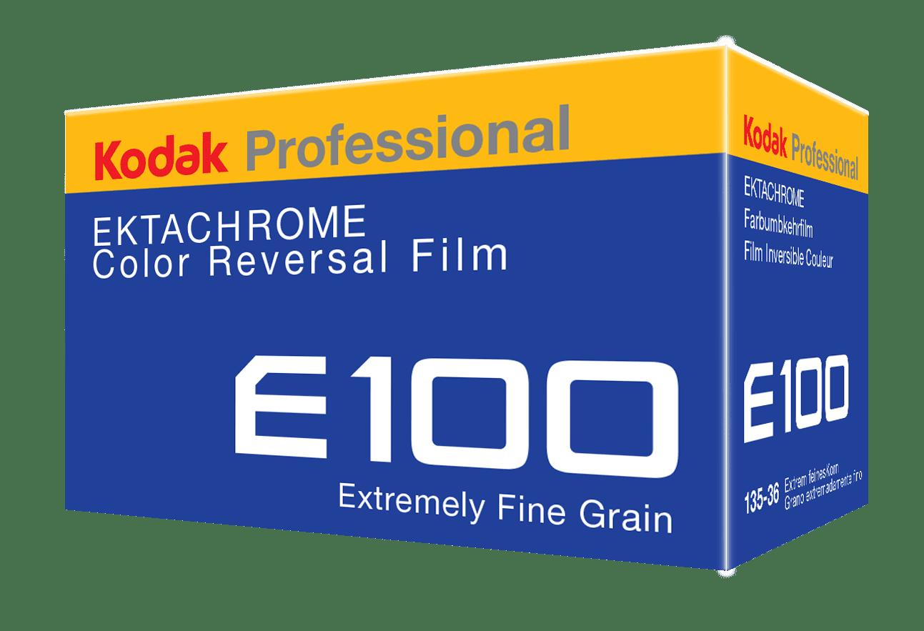 Kodak Ektachrome Film Rises From The Ashes In 35mm Super 8 Formats