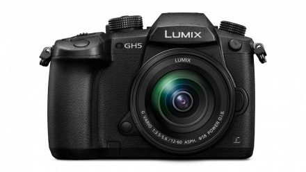 Read In The Spotlight: The Lumix GH5