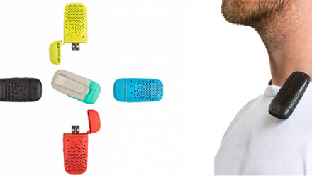 Read Win: Polk BOOM Bit Wearable Speaker