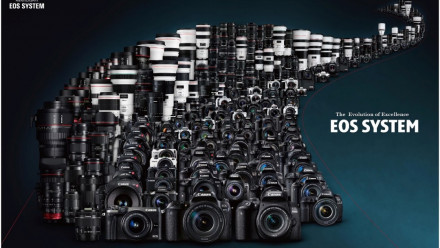 Read Canon Celebrates the 30th Anniversary of the EOS System