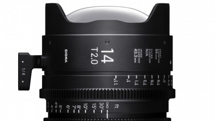 Read Two New SIGMA Cine Lenses Announced