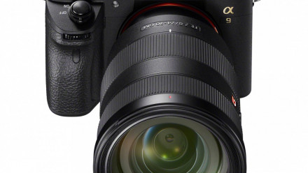 Read Sony Unveils Super-Fast α9 Flagship Mirrorless Camera