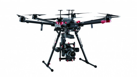 Read DJI And Hasselblad Launch a Global First: 100 Megapixel Aerial Photography Platform