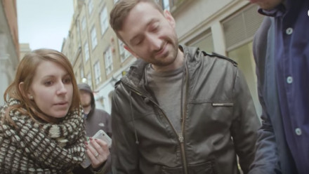 Read Kodak Moments Prank 'Wipes' Londoners Smartphones