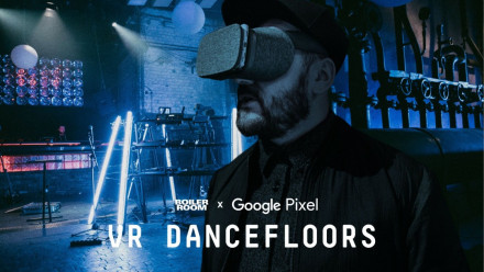 Read Save the Rave with Google Pixel and BoilerRoom