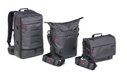 Read New Manhattan Collection from Manfrotto