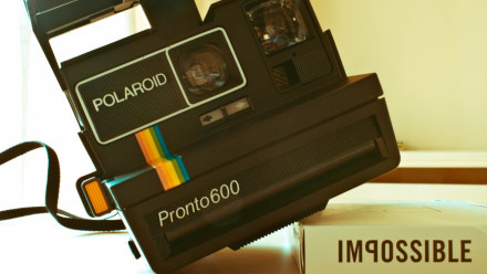 Read The Word: Polaroid Acquired by The Impossible Project