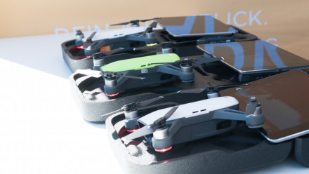 Read #TheMeasure: DJI Spark – Hands-On with PhotoBite at the Nürburgring