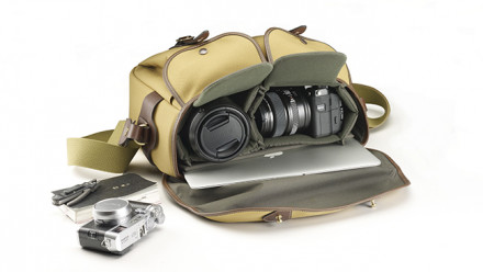 Read Billingham Bags introduces the Hadley One