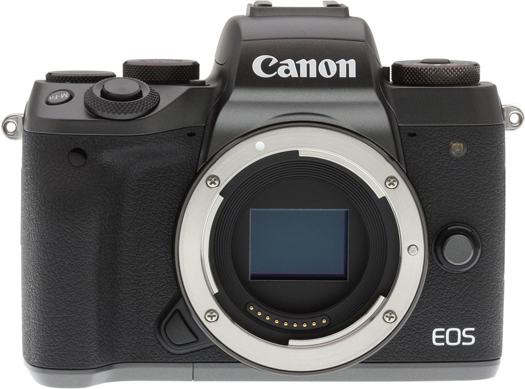 The Canon EOS M5