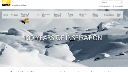 Read Nikon Celebrates Centenary with Exclusive Anniversary Content Hub