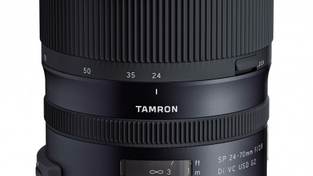 Read Incoming: Tamron 24-70mm Zoom Lens
