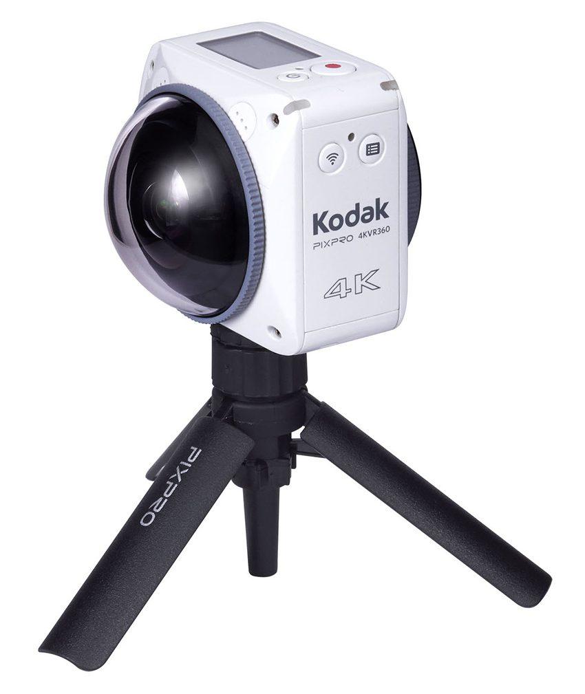 Kodak Pixpro 4K VR 360 Action Camera Available Now - PhotoBite