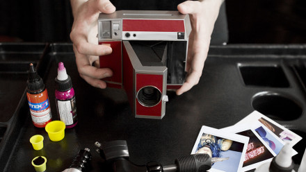 Read Lomography Announce theLomo'Instant Square