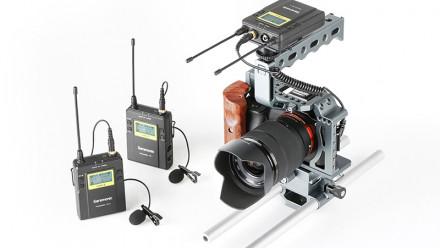Read Saramonic Announce New Wireless Microphone Line Up