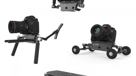 Read WIN: LOKI One Camera Rig