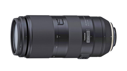 Read New 100-400mm Ultra-Telephoto Zoom Lens from Tamron
