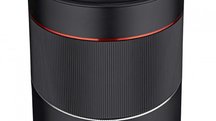 Read Samyang Announces 4th Autofocus Lens: 35mm F1.4 FE