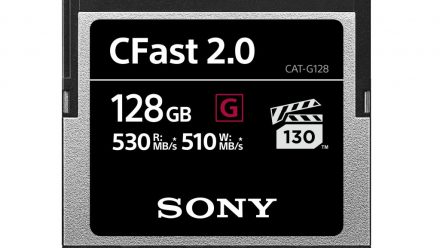 Read New Super-Fast G-Series CFast Memory Card Range from Sony