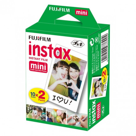 PhotoBite - Fujifilm Instax Mini Film Twin-Pack