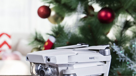 Read Limited Edition DJI Mavic Pro Alpine White Announced