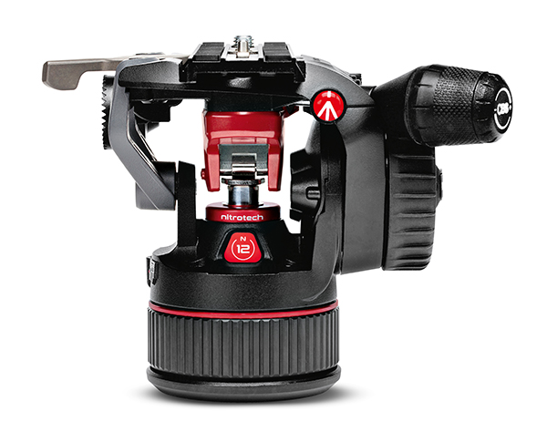 Read Manfrotto Nitrotech N12 Fluid Video Head Announced