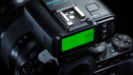 Read broncolor Announce the RFS 2.2 F Wireless Transmitter for Fujifilm Cameras