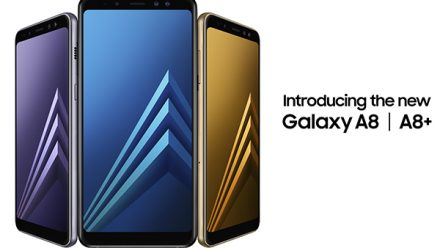 Read Samsung Announce New Dual Front Camera Smartphone: The Galaxy A8