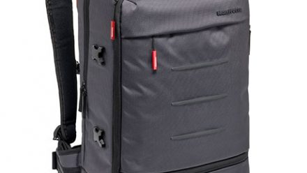 Read #TheMeasure: Manfrotto Bumblebee 130 Backpack & M-10 Messenger Bag