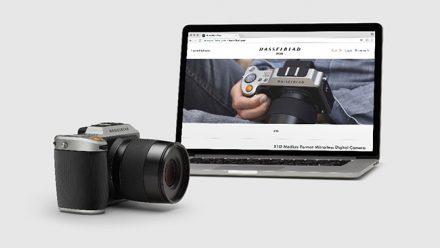 Read Hasselblad's New Online Store is Now Open
