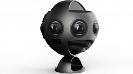 Read Insta360 Announce 10K Stereoscopic 360 Video Camera