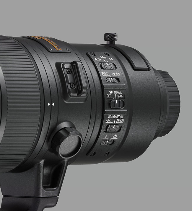 Read Nikon Unveil 180–400mm Telephoto Lens