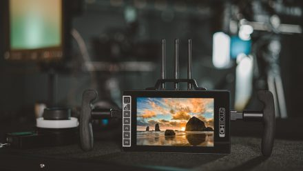 Read SmallHD & Teradek Collaborate to Launch 703 Bolt Wireless Director's Monitor