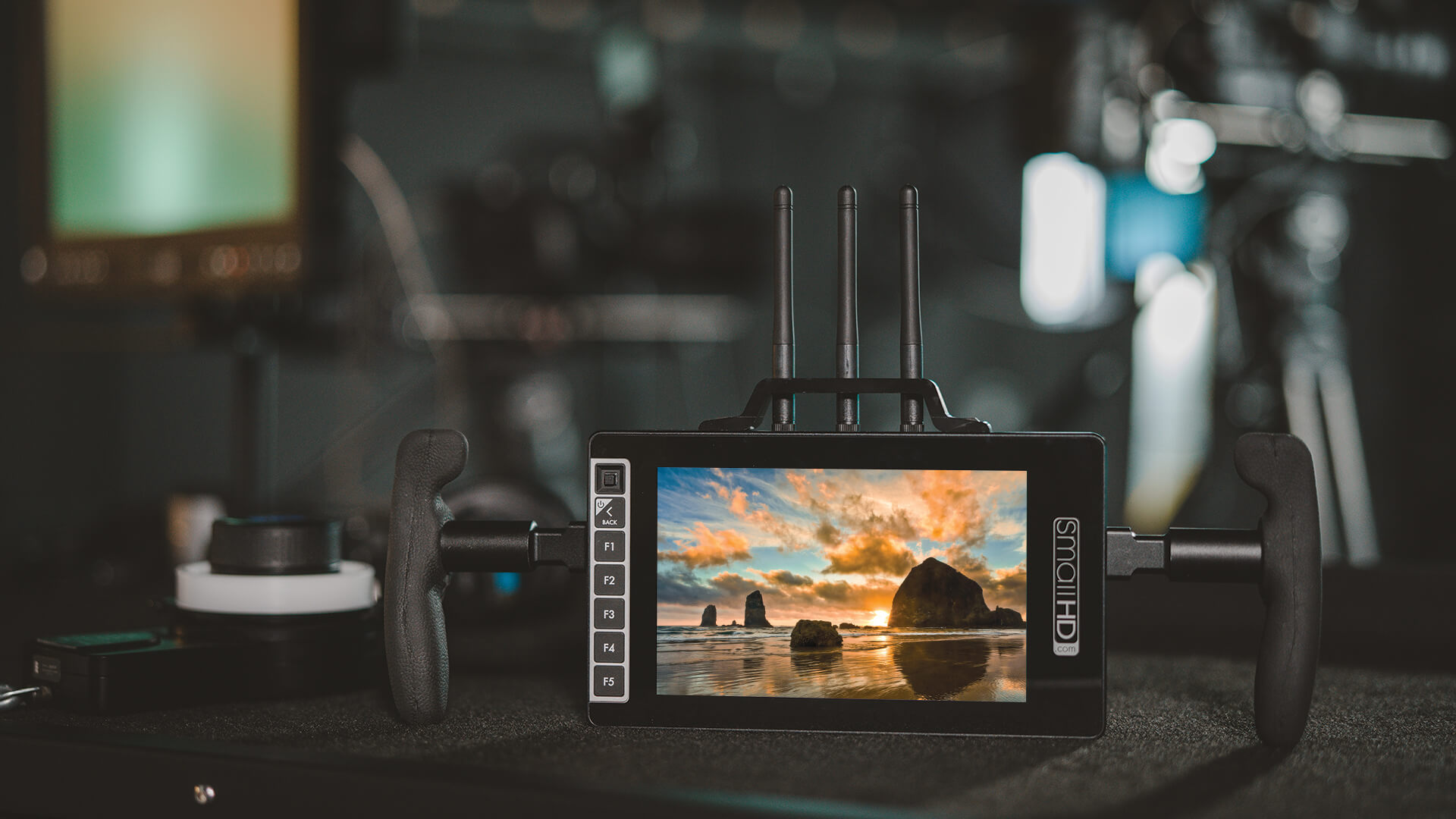 Read SmallHD & Teradek Collaborate to Launch 703 Bolt Wireless Director's Monitor