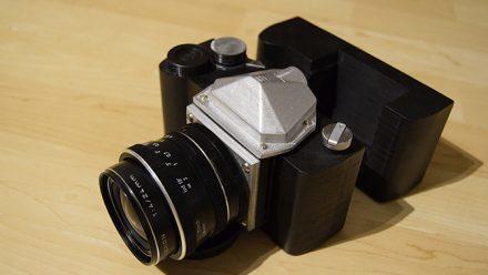 Read PONF Camera Update: First 3D Design Revealed