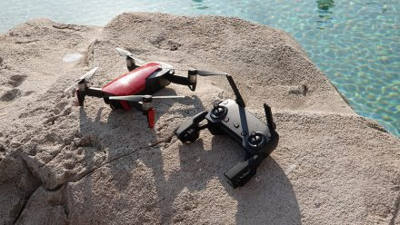 Read #The Measure: Hands On with the DJI Mavic Air in Monaco