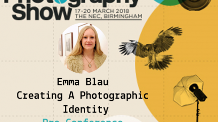 Read PhotoBite Presents: Emma Blau – Photography Show 2018