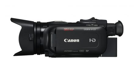 Read Canon Unveil the LEGRIA HF G26 Full HD camcorder
