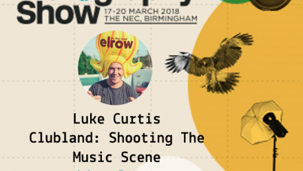 Read PhotoBite Presents: Luke Curtis – Photography Show 2018