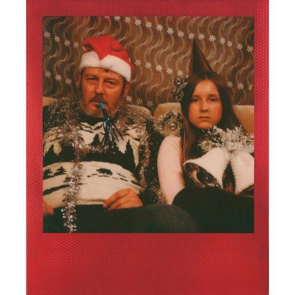 Polaroid Originals 600 Color Metallic Red Frame