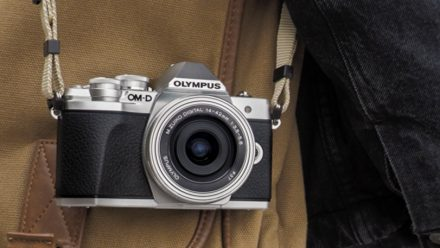 Read Olympus OM-D E-M10 Mark III Wins Red Dot and iF Design Awards