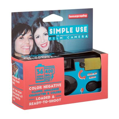 Simple Use Film Camera Color Negative 400
