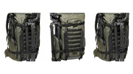 Read GITZO Debut Premium Adventury Backpacks for Nature Photographers