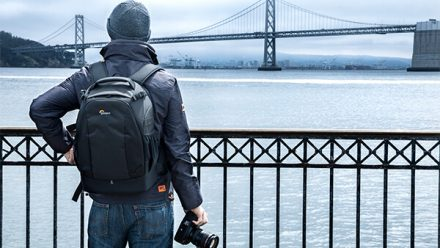 Read #TheMeasure: Hands-on with the Lowepro Flipside 200 AWII Backpack