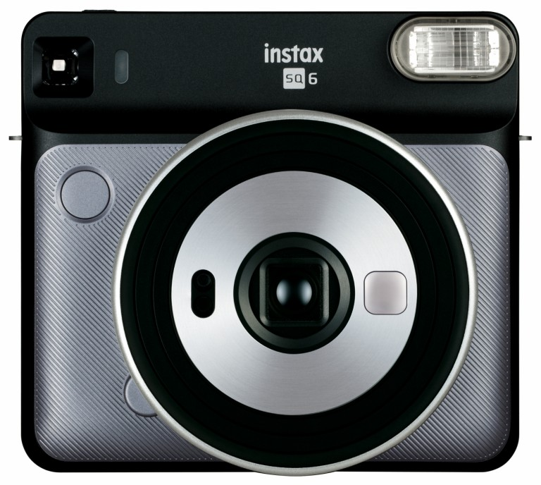Fujifilm Unveils the Instax SQ6: Square Format Instant Analogue Camera