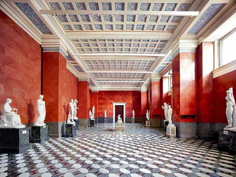 Hermitage St. Petersburg VIII 2014 by Candida Höfer. © 2018 Candida Höfer, VG Bild-Kunst, Bonn. Courtesy Ben Brown Fine Arts