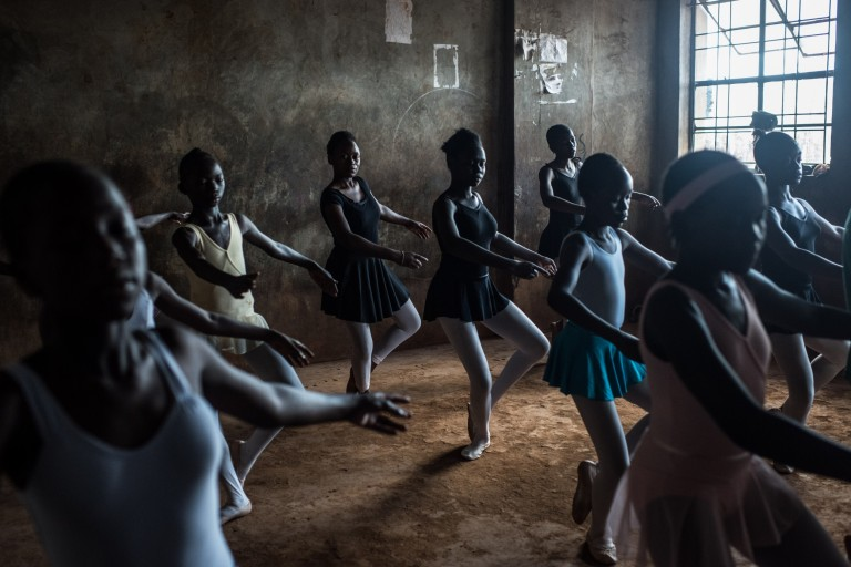 Ballet by Fredrik Lerneryd. © Fredrik Lerneryd, Sweden, 1st Place, Professional, Contemporary Issues [Professional competition], 2018 Sony World Photography Awards