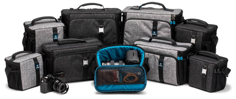 Tenba Unveils Affordable Skyline Series of Camera Bags