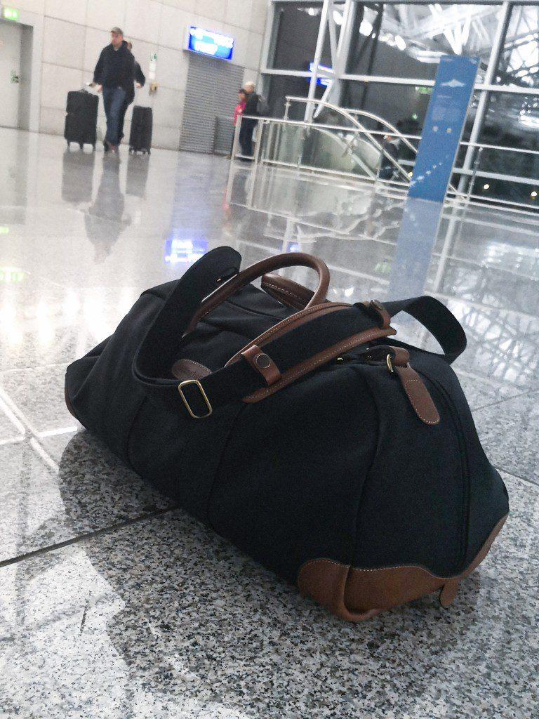 Billingham's Weekender Travel Bag